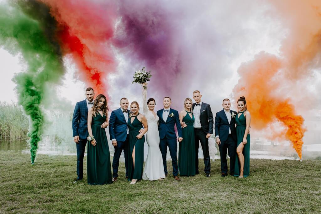 Fotograf ślubny Kętrzyn wesele w Resorcie Niegocin (11)