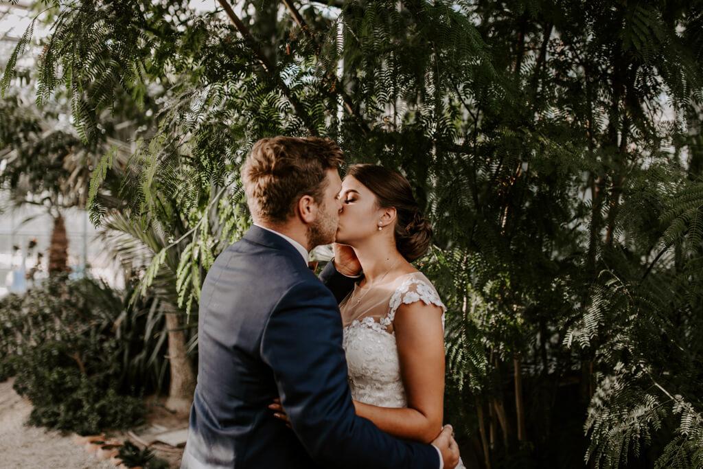 Sesja ślubna w ogrodzie botanicznym (11)