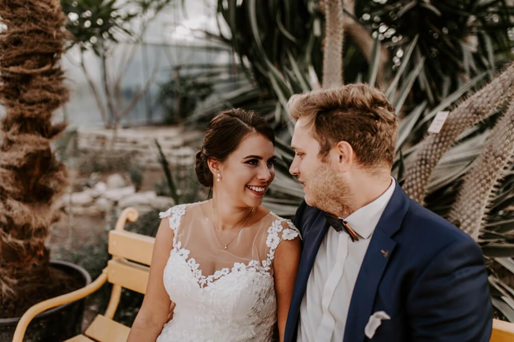 Sesja ślubna w ogrodzie botanicznym (13)