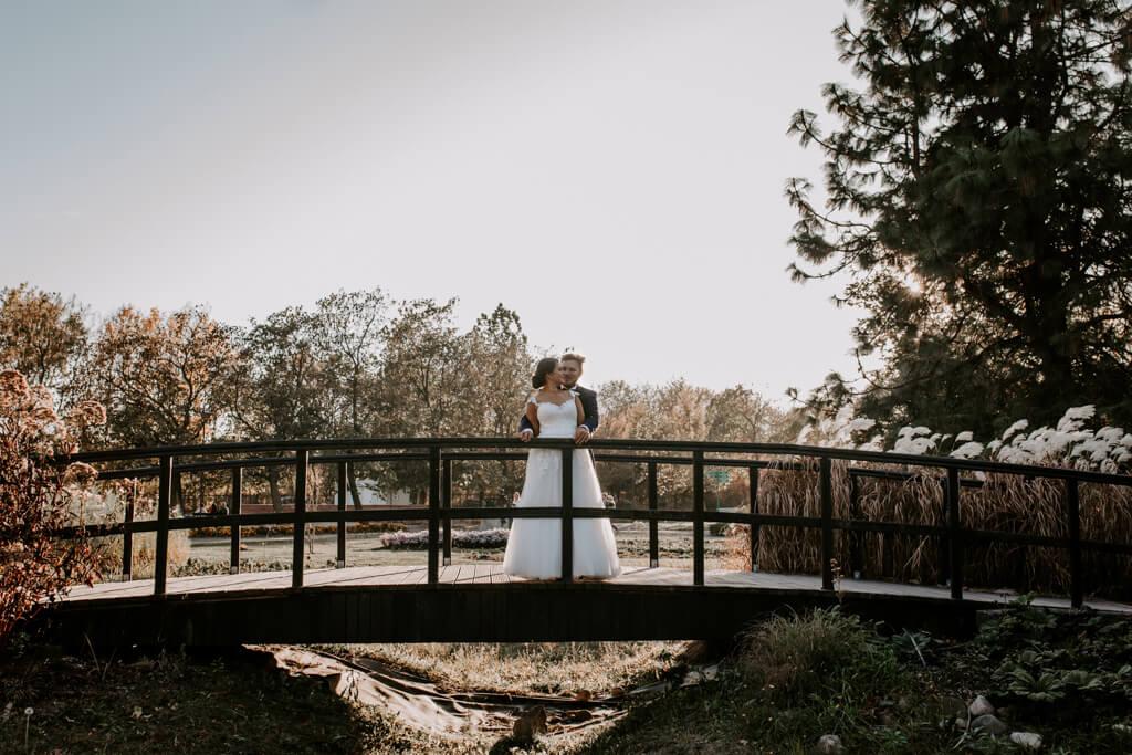 Sesja ślubna w ogrodzie botanicznym (24)