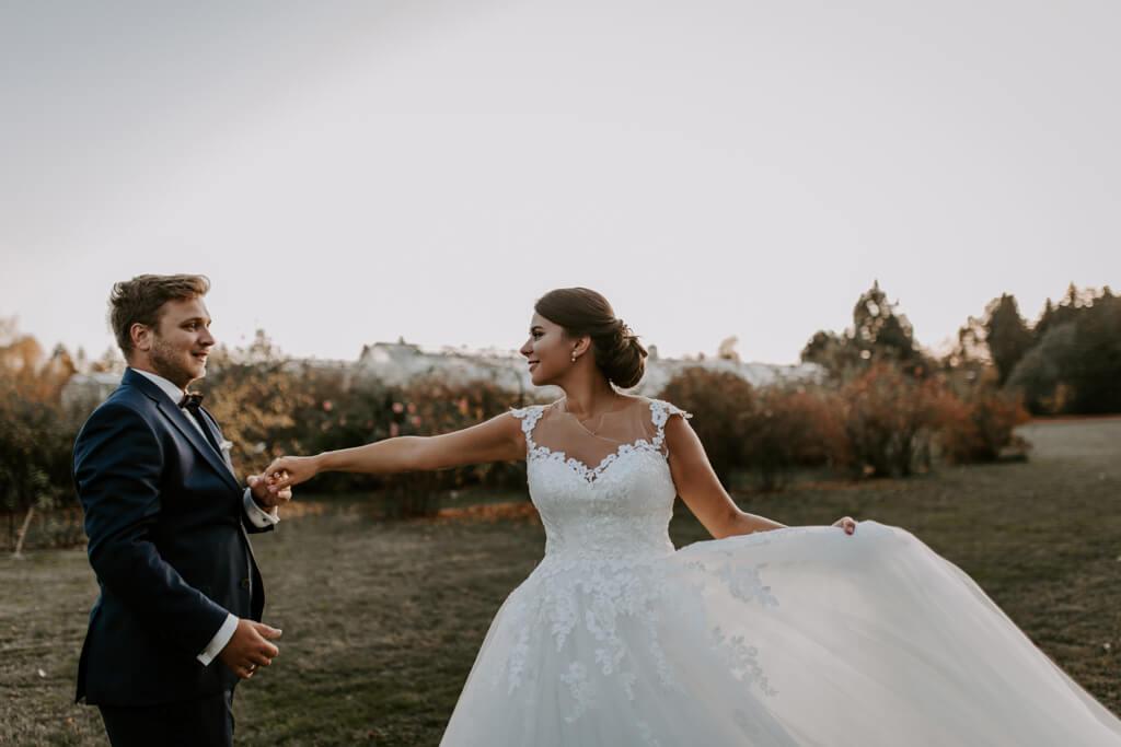 Sesja ślubna w ogrodzie botanicznym (38)