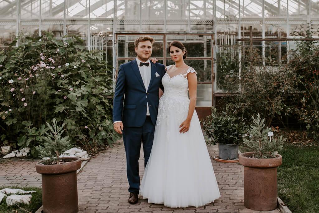 Sesja ślubna w ogrodzie botanicznym (42)