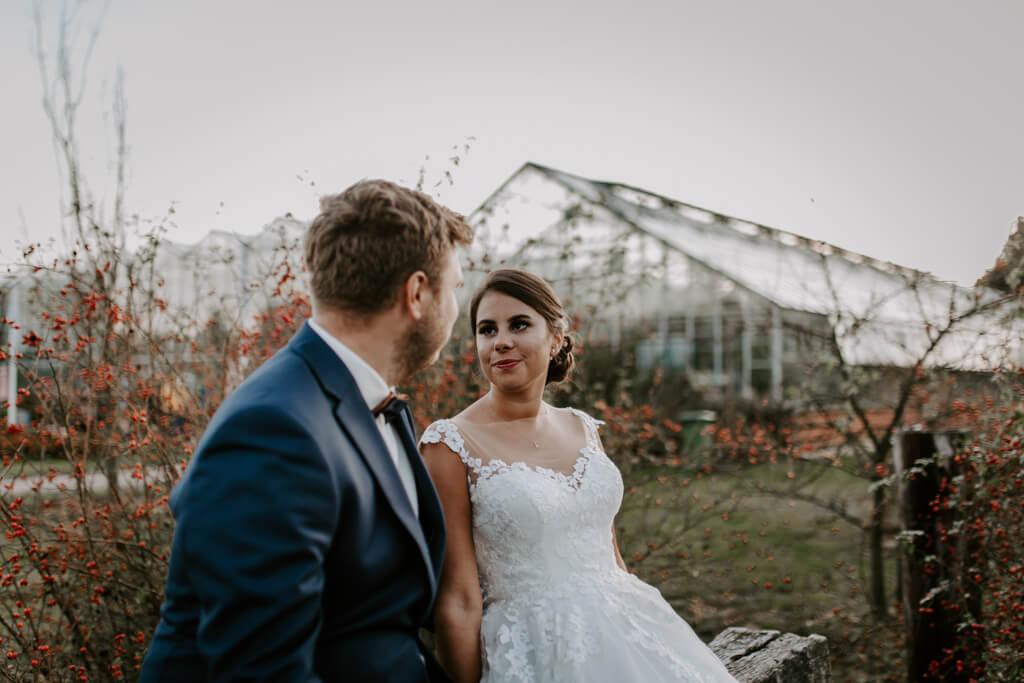 Sesja ślubna w ogrodzie botanicznym (43)