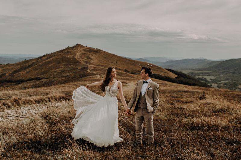 Plener ślubny Bieszczady (5)