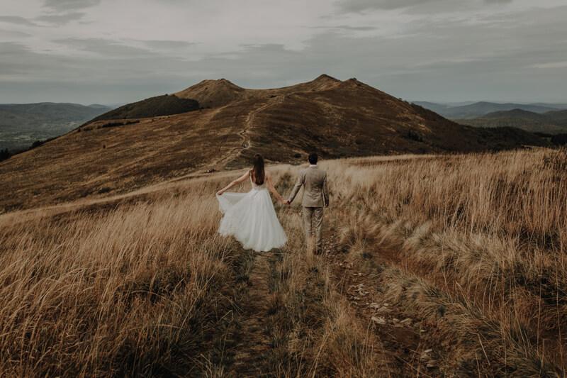 Plener ślubny Bieszczady (7)